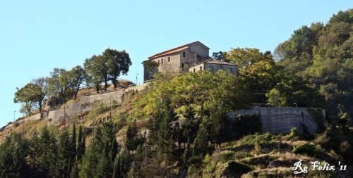 La chiesa di San Domenico sul monte
